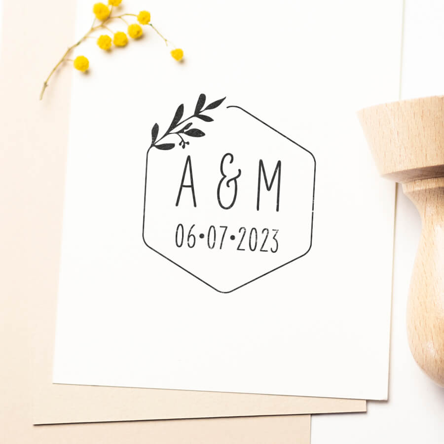 Save the Date Stempel Cardyes